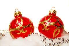 Christmas balls. Royalty Free Stock Image