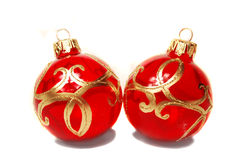 Christmas balls. Royalty Free Stock Photography