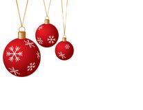 Christmas Balls. Illustration of Colorful Christmas Balls, AI Vector Format available Stock Photos