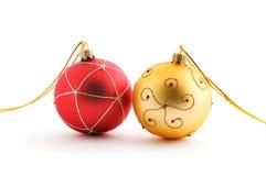 Christmas balls Royalty Free Stock Images