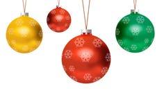 Free Christmas Balls Stock Image - 14668901