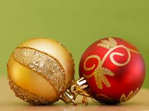 Free Christmas Balls Stock Photos - 15512583