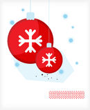 Christmas. Balls A Royalty Free Stock Image