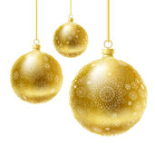 Christmas balls. Royalty Free Stock Photos