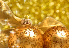 Christmas balls Royalty Free Stock Images