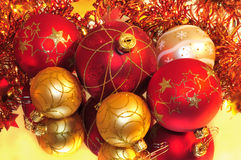 Free Christmas Balls Stock Images - 19905894
