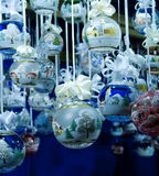 Christmas balls 2 Stock Images