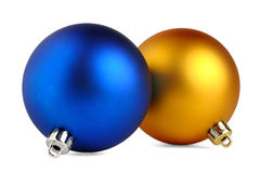 Christmas balls Royalty Free Stock Image