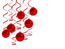 Christmas balls. Royalty Free Stock Photo