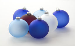 Christmas balls Royalty Free Stock Photography