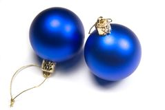 Free Christmas Balls Stock Photos - 335643