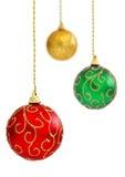 Christmas balls. Royalty Free Stock Images