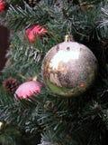 Christmas Balls. On a christmas tree Stock Image