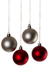 Christmas_balls2 Royalty-vrije Stock Foto