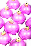 Christmas balls or baubles Royalty Free Stock Photography