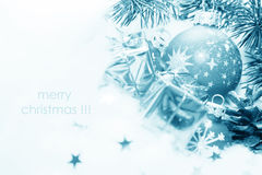 Christmas balls decoration Royalty Free Stock Photography