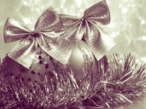 Christmas Balls Decoration - Stock Photos Royalty Free Stock Images