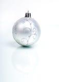 Christmas balls .embellishment cristmas. On white background Royalty Free Stock Photos