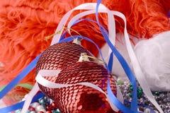 Christmas balls, new year decoration Stock Photography