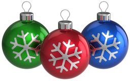Christmas balls. New year decoration (Hi-Res) Stock Images