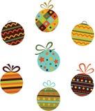 Christmas balls. Stock Photos