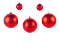 Christmas balls Royalty Free Stock Photos