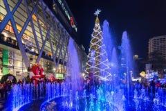 Christmas in Bangkok Stock Photo