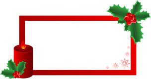 Christmas banner Royalty Free Stock Image
