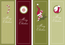 Christmas-Banner Royalty Free Stock Image