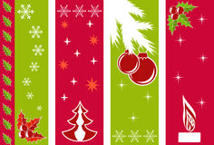 Christmas banner. Stock Photography