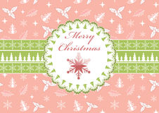 Christmas banner. Stock Images