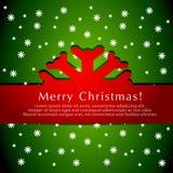 Christmas Banner-2 Stock Image