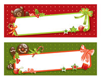Free Christmas Banner Stock Images - 21158704