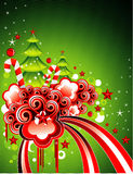 Christmas banner  Stock Photo