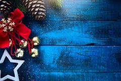 Christmas banner. Background Xmas design for Horizontal christma royalty free stock image