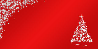Christmas Banner Stock Photo