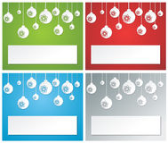 Christmas banner set1 Royalty Free Stock Photo
