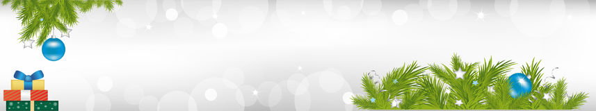 Christmas Banner. Vector Stock Images