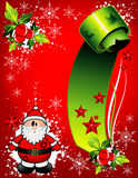 Christmas banner vector Royalty Free Stock Photo