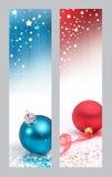 Christmas Banners Stock Photos