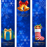 Christmas banners. Christmas vertical banners. Vector illustration vector illustration