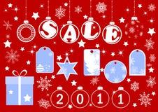 Christmas banners. vector. Stock Photography