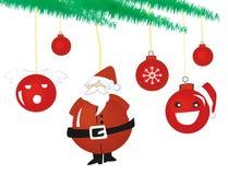 Christmas Baubbles Stock Photo