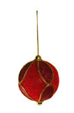 The Christmas bauble Royalty Free Stock Images