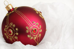 Christmas bauble. Stock Photography