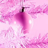 Christmas tree bauble Stock Photos
