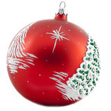 Christmas bauble. Royalty Free Stock Photo