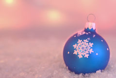 Christmas - bauble Royalty Free Stock Images