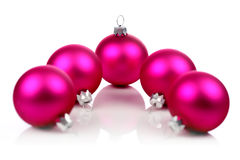 Christmas bauble Royalty Free Stock Image