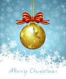 Christmas Bauble Card Stock Images